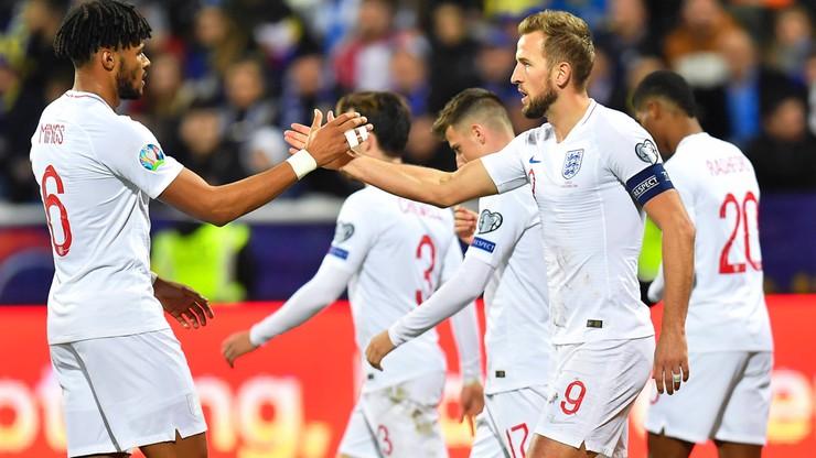 Euro 2020: Towarzyski hit na Wembley. Anglia zagra z Włochami