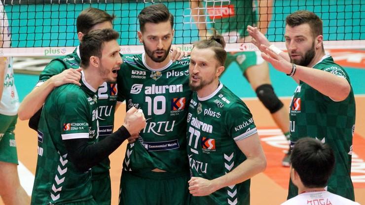 PlusLiga: Koniec fatalnej passy! Aluron Virtu CMC wygrał w Olsztynie