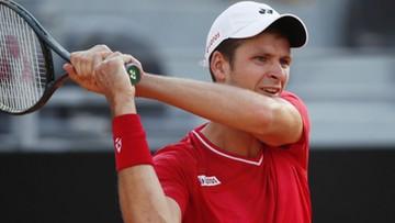 ATP w Kolonii: Hubert Hurkacz zagra o półfinał. Rywal z górnej półki