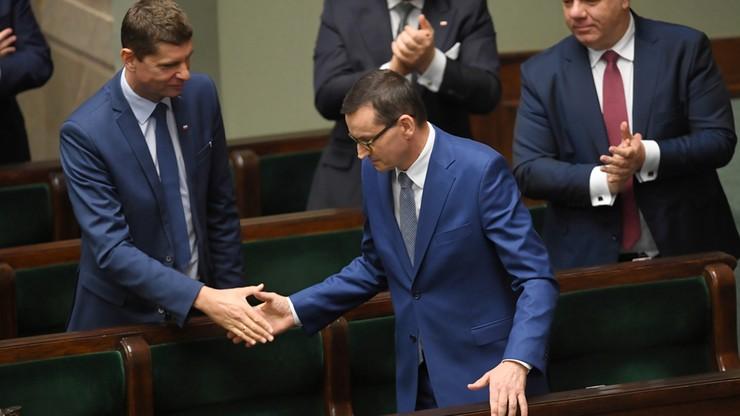 Gorący dzień w Sejmie. Wniosek o wotum zaufania dla rządu