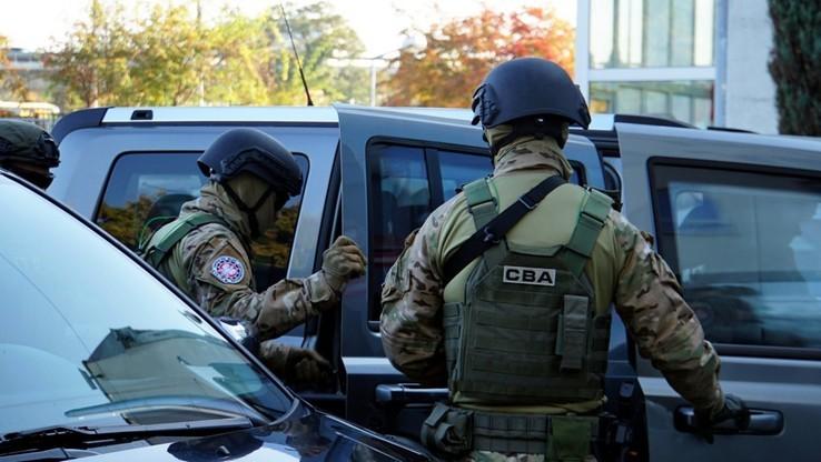 CBA zatrzymało oficerów Wojska Polskiego