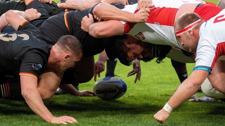 Porażka Polaków w Rugby Europe Trophy