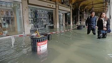 """Wenecja pod wodą. """"Straty wynoszą setki milionów euro"""""""