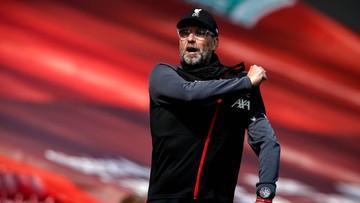 Juergen Klopp, piłkarze i policja apelują do kibiców Liverpoolu. Stay Safe