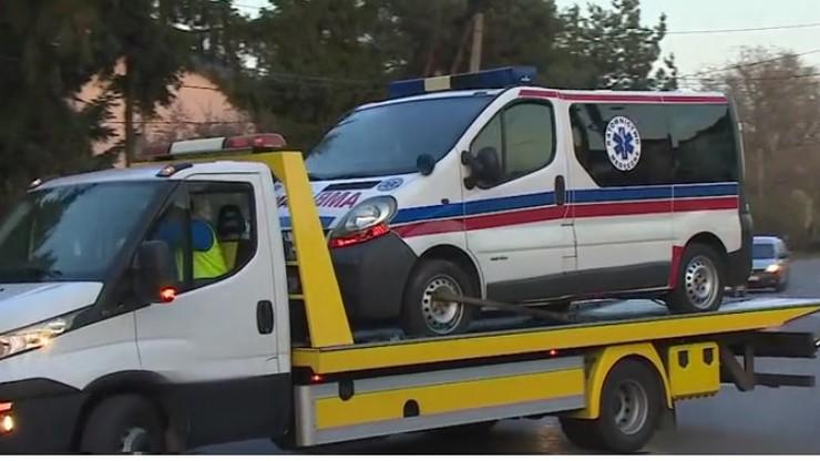 Kierowca karetki śmiertelnie potrącił dziecko. Skazano go na 5,5 roku więzienia