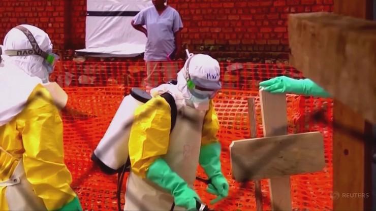 Dżihadyści atakowali personel WHO walczący z ebolą