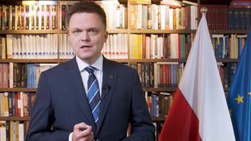 Szymon Hołownia liderem rankingu zaufania do polityków