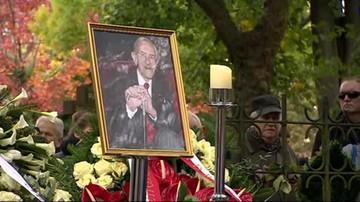 Uroczystości pogrzebowe Jana Kobuszewskiego