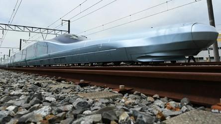 Takim futurystycznym pociągiem Japończycy będą podróżowali ponad 400 km/h