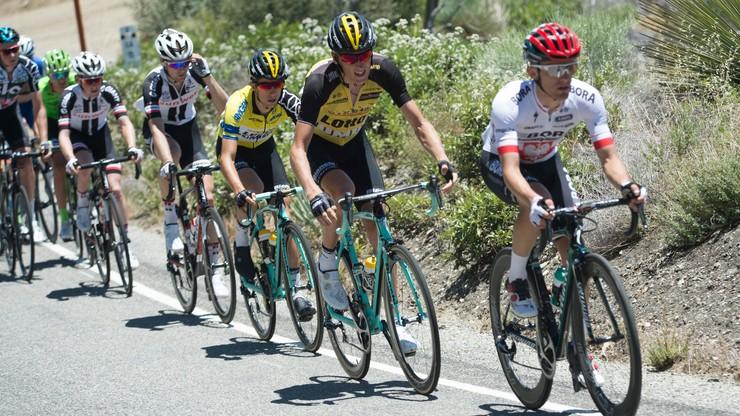 Zwycięstwo Bennetta w Gran Piemonte, Małecki wycofał się z wyścigu