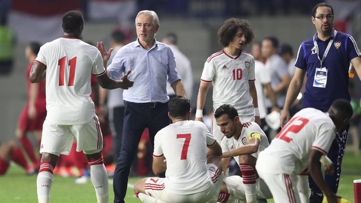 Katar przesądził, van Marwijk stracił posadę selekcjonera