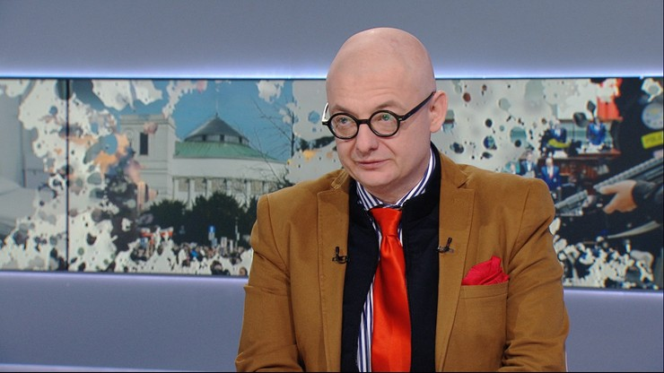 Michał Kamiński: w Zjednoczonej Prawicy toczy się gigantyczna wojna