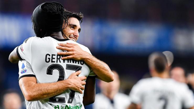 SSC Napoli - Parma 1:2. Skrót meczu [ELEVEN SPORTS]