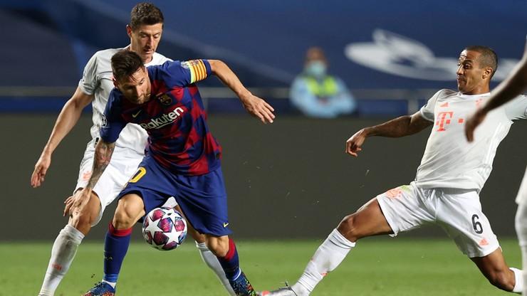 """""""Forbes"""": Lionel Messi najlepiej zarabiającym piłkarzem. Robert Lewandowski w czołówce"""