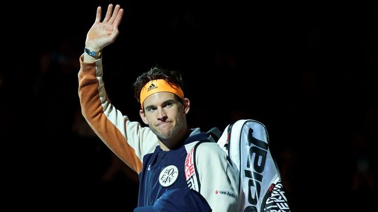 ATP Finals: Thiem - Zverev. Relacja i wynik na żywo