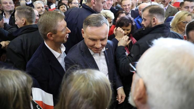 """""""Iskra, która zapoczątkowała dobrą zmianę w Polsce"""". Politycy PiS o zwycięstwie Dudy w 2015 r."""