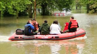 14.05.2020 00:00 Powódź w 2010 roku w Polsce