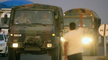 Turecka operacja wojskowa w Syrii. Są ofiary