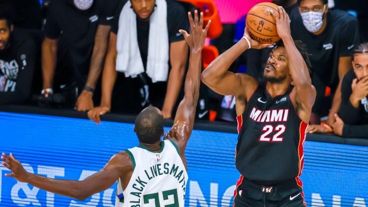 NBA: Miami Heat znów pokonali Milwaukee Bucks. Finał konferencji blisko