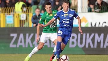 Fortuna 1 Liga: Skróty meczów 18. kolejki (WIDEO)