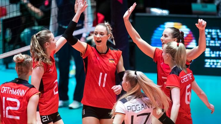 Kwalifikacje olimpijskie siatkarek: Niemcy - Chorwacja. Transmisja w Polsacie Sport
