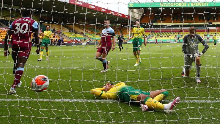 Norwich żegna się z Premier League! Koniec serii Liverpoolu