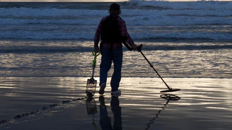 Skarby ukryte na plażach. Resort chce pozwolić na poszukiwania z wykrywaczem