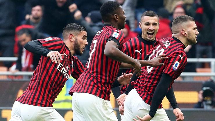 Serie A: Brescia - AC Milan. Relacja na żywo