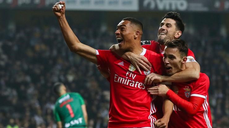 Liga Mistrzów: Benfica - Zenit. Relacja i wynik na żywo