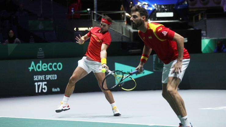 Australia i Hiszpania już w ćwierćfinale Pucharu Davisa