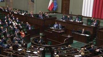 Rząd Morawieckiego z wotum zaufania. [WIDEO] z głosowania w Sejmie