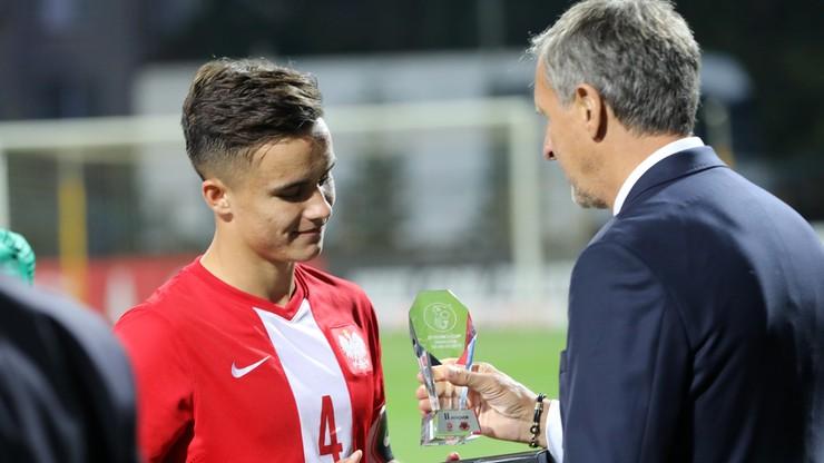 Syn byłego piłkarza włączony do kadry Legii