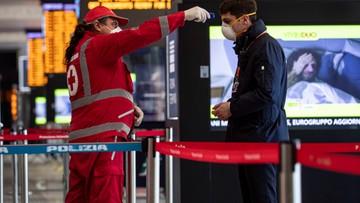 We Włoszech zmarło 610 osób zakażonych koronawirusem. Łączny bilans - ponad 18 tys. ofiar