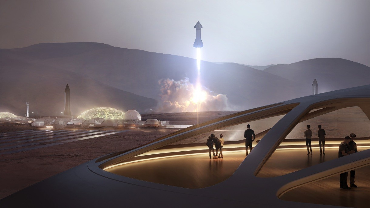 Starty statku Starship od SpaceX mają kosztować marne 2 miliony dolarów