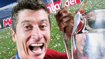 Lewandowski dostał nietypowe gratulacje