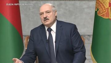 """""""Pewnego dnia Pan mnie wezwie"""". Łukaszenka udzielił wywiadu rosyjskim dziennikarzom"""