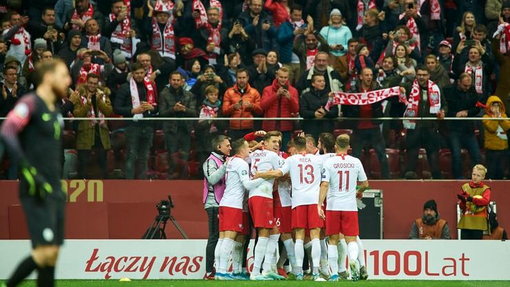 Mecze reprezentacji Polski na PGE Narodowym do 2024 roku
