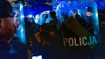 14-latka brała udział w protestach. Odpowie za organizację zgromadzenia