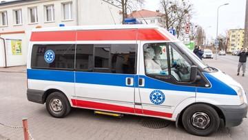 W Radomiu zaczyna brakować miejsc w szpitalach