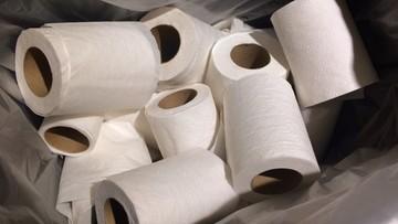 Syn pobił matkę podczas kłótni o papier toaletowy