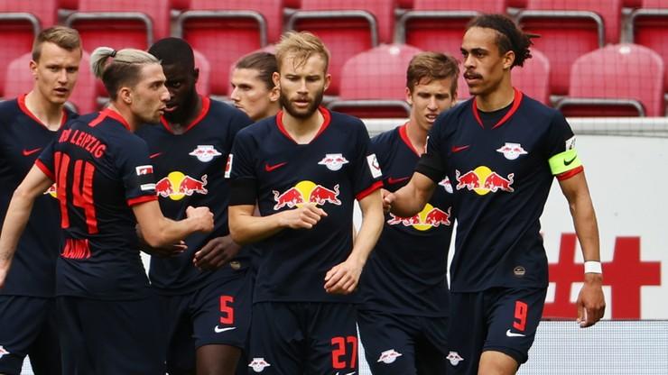 Poważna kontuzja kapitana RB Lipsk