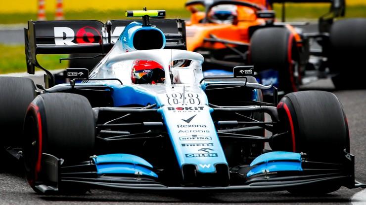 Formuła 1: Kubica ostatni w Japonii, zwycięstwo Bottasa
