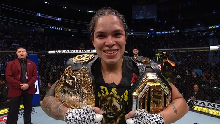 UFC 245: Mistrzyni postawiła na bezpieczeństwo. Nunes obroniła pas