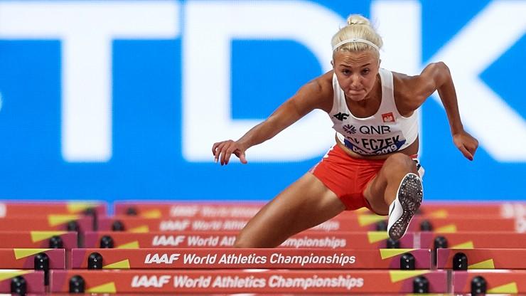 MŚ Doha 2019: Kołeczek awansowała do półfinału 100 m ppł