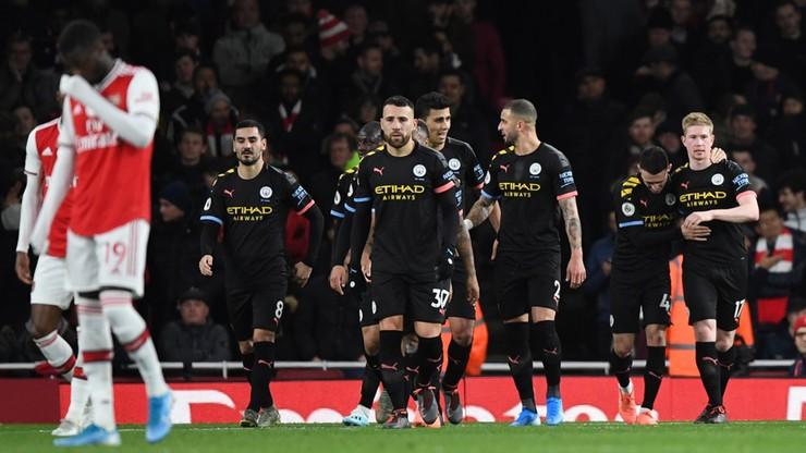 Premier League: Fatalny występ Arsenalu przeciwko mistrzom Anglii