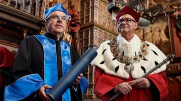 2019-11-06 Szef MKOl doktorem honoris causa Uniwersytetu Gdańskiego
