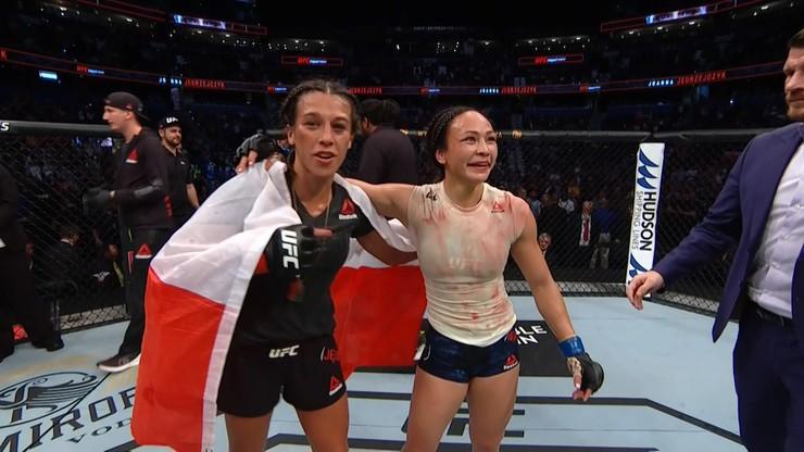 UFC: Dwie byłe rywalki Jędrzejczyk zawalczą ze sobą