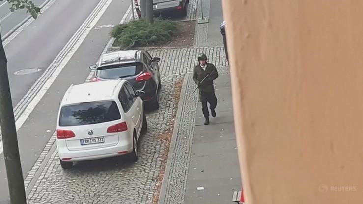 """W internecie znaleziono """"manifest"""" zamachowca z Halle"""