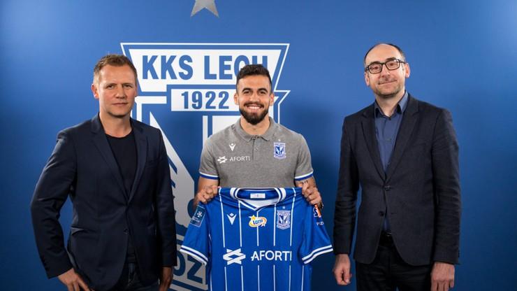 Drugi transfer Lecha! Hiszpan podpisał kontrakt