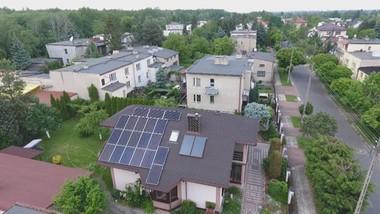 Oszustwo na panele słoneczne